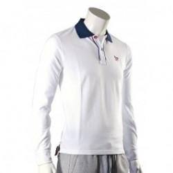 Langærmet Polo-shirt Linea Perazzi 57