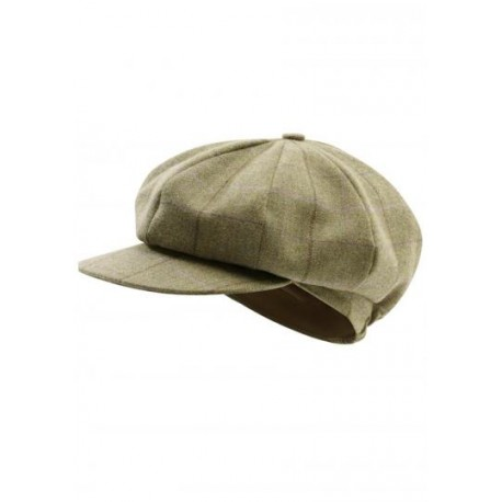 Tweed Ladies Cap