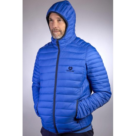 Castellani Lightweight quilted jacket