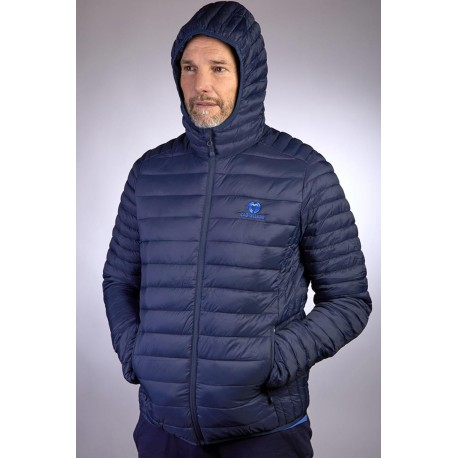 Castellani Lightweight quilted jacket