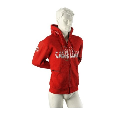 Castellani Red Sweatshirt