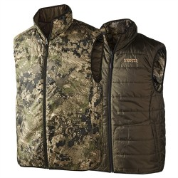 Arvik reversible vest