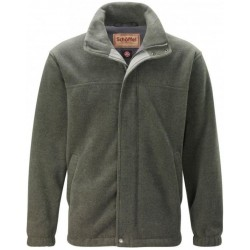 Rutland Fleece Jakke m/ Gore Windstopper