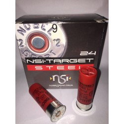 NSI 24 gr. target steel 7