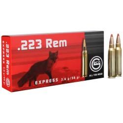 GECO .223 REM. (20 stk) 3,6G EXPRESS