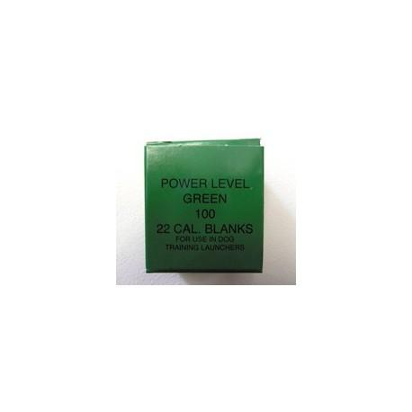 Ammunition til Dummyskyder Grøn